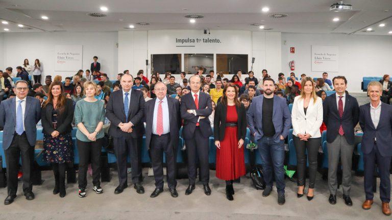 Valencia se suma a la campaña Valores que construyen sueños para promover entre los jóvenes el esfuerzo y la excelencia