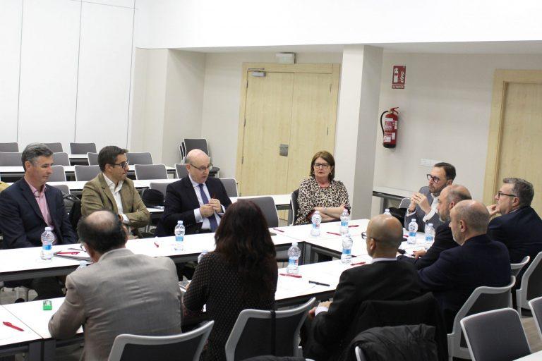 Reunión de las Comisiones de Turismo de Cámara Teruel y Cámara Valencia