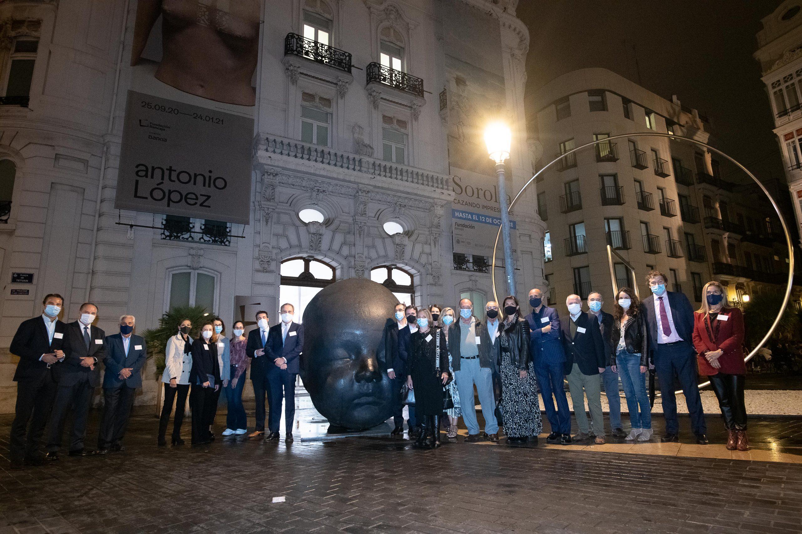 Exposición Antológica Antonio López