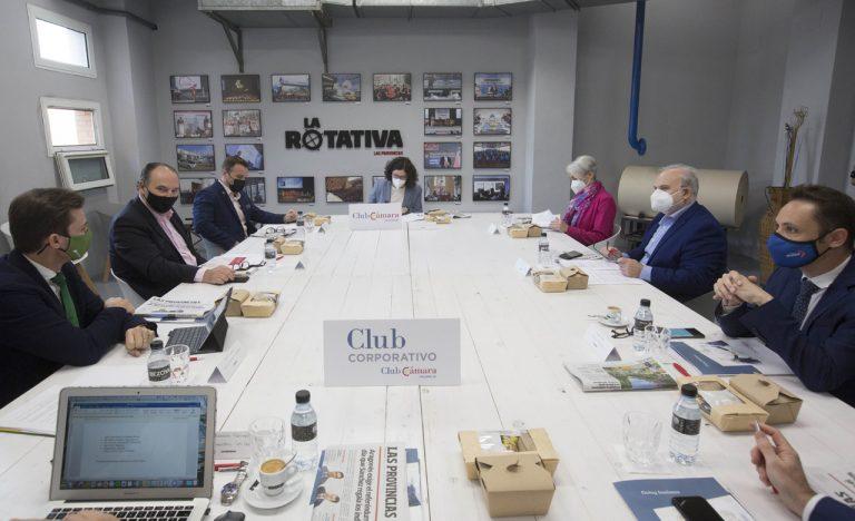 """Desayuno de trabajo con Las Provincias """"Previsiones empresariales para la recuperación económica y la creación de empleo"""""""